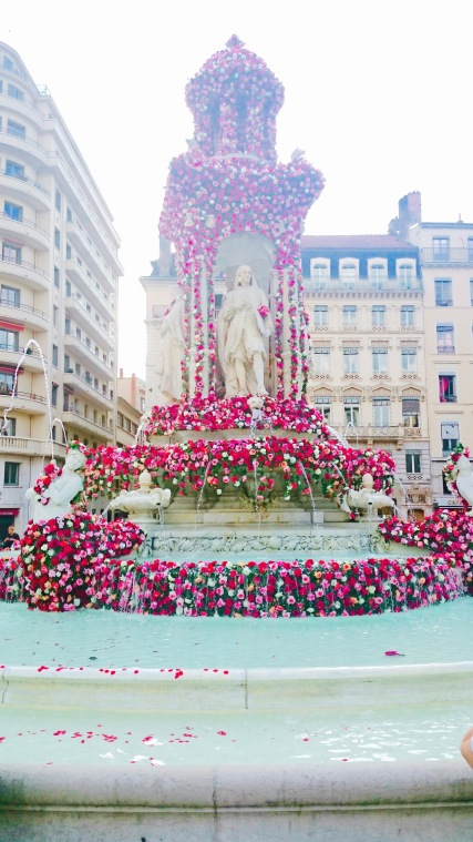 Fête des roses (Lyon - France)