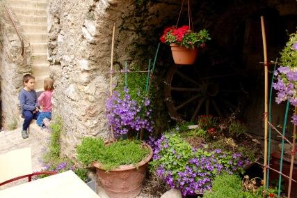 Sainte Agnès (France)
