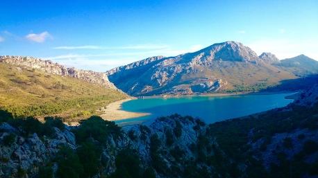 Lac d'altitude (Majorque)