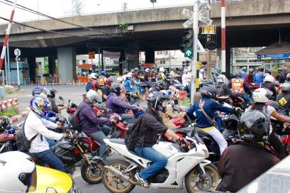 Le pays des scooters